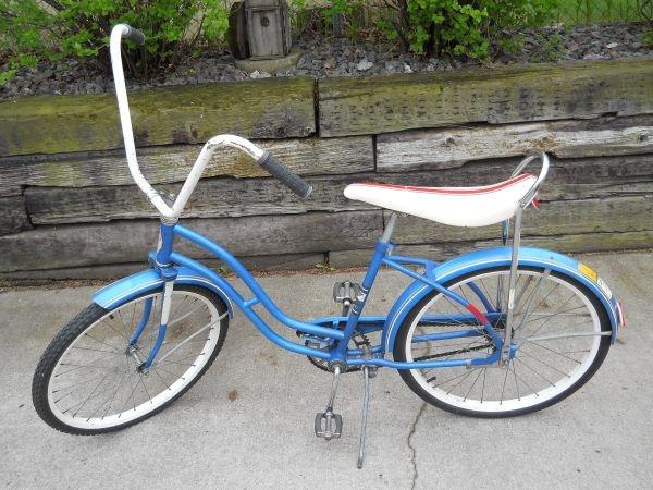 adult banana seat bike