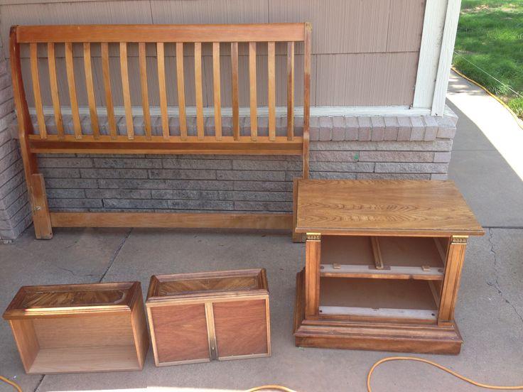 Redone Furniture Pinterest Crafts