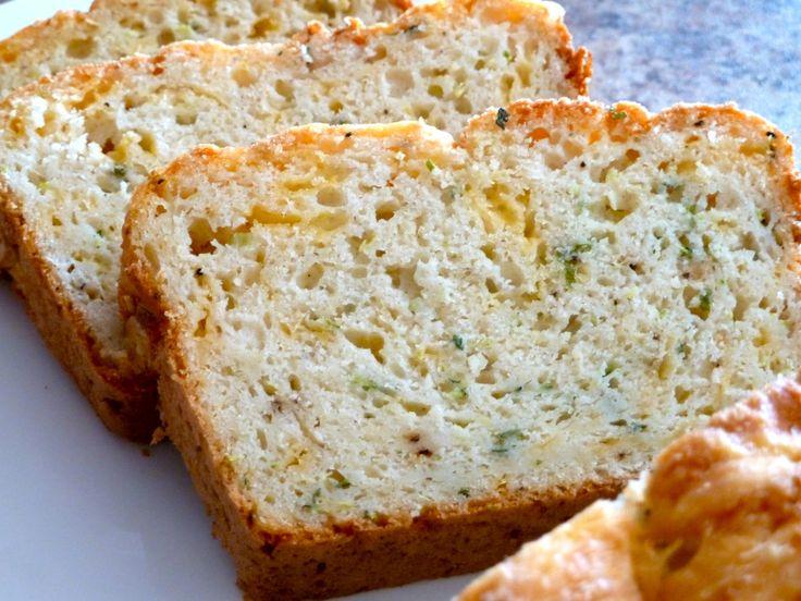 Cheddar zucchini bread | Recipes | Pinterest