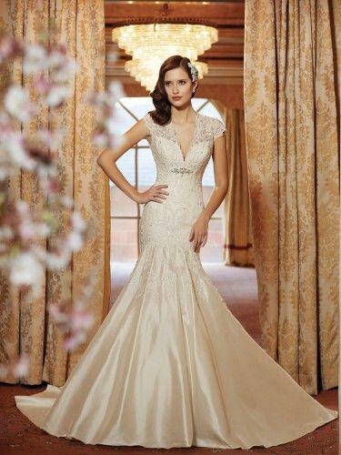 Old hollywood wedding dress wedding dresses pinterest for Old hollywood wedding dress