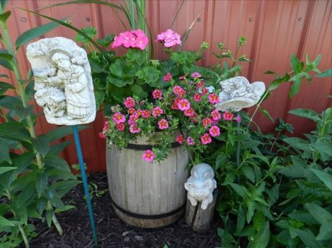 Carruth Beautiful Gardens Contest 2014