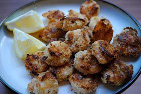 Alchemy: Healthy Breaded Shrimp | Healthy Recipies | Pinterest