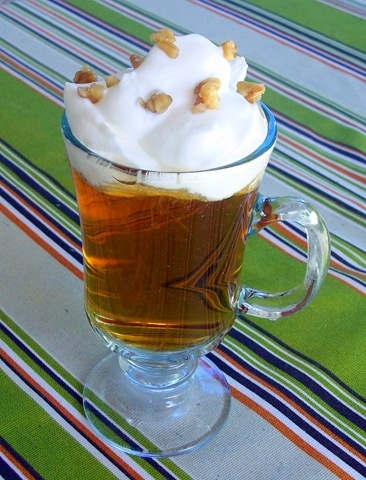 Warm Vanilla Apple Cider | Food & Drink that I love | Pinterest