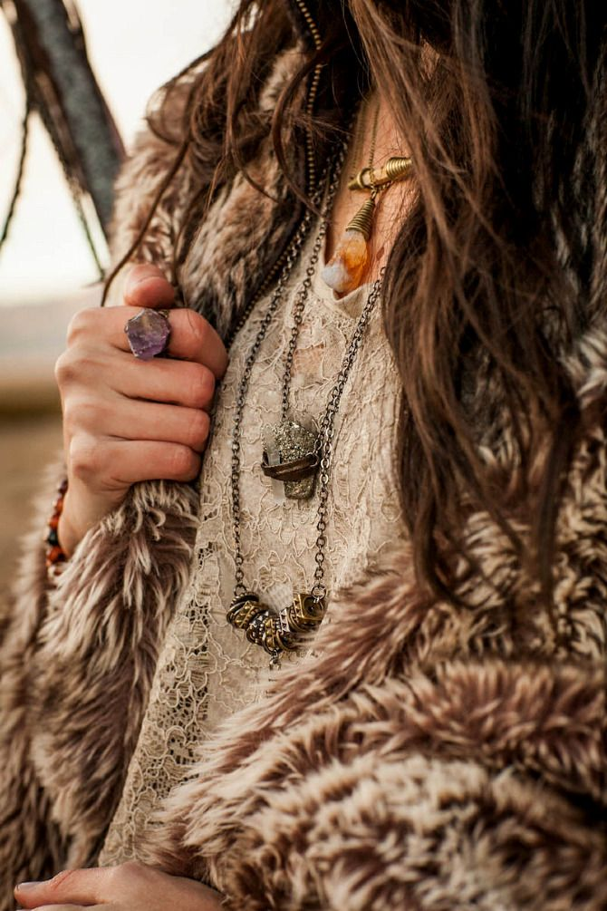 The Boho Garden #bohemian ☮k☮ It's not just a look, it's an attitude ... free spirited, carefree, confidant.