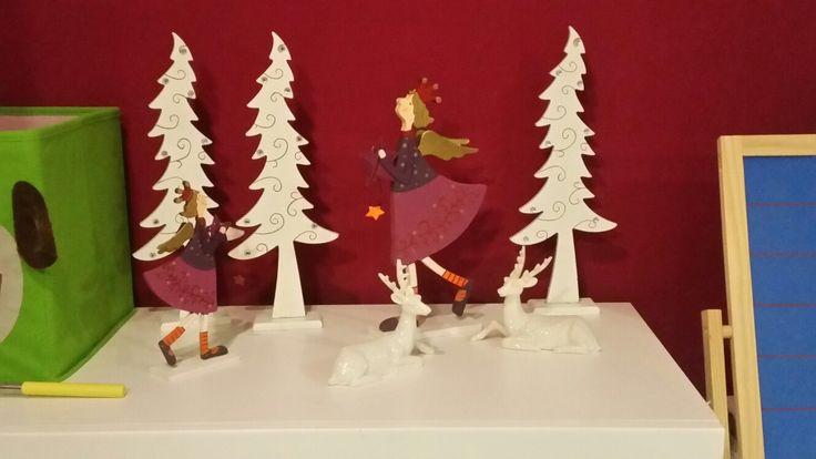 Weihnachtsdeko Aus Holz Ingrid Moras ~   Weihnachtsdeko Aus Holz en Pinterest  Basteln Mit Holz, Holz Basteln