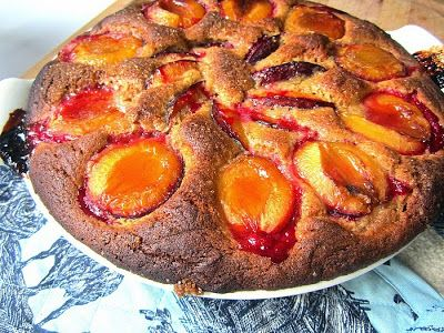 Stacey Snacks: Dimply Plum Cake | Breakfast | Pinterest