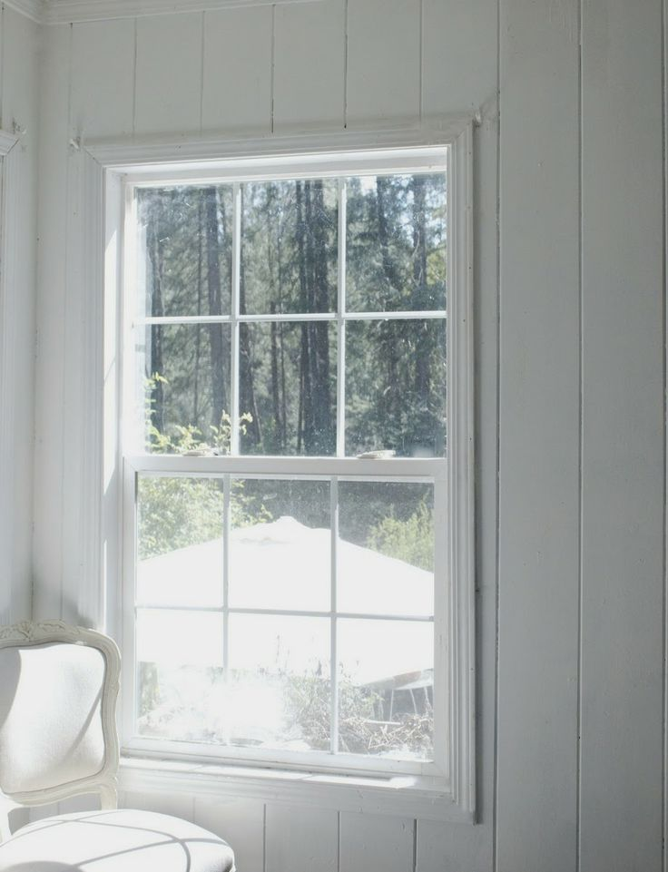 French Country Cottage Window Trim Decorating Pinterest