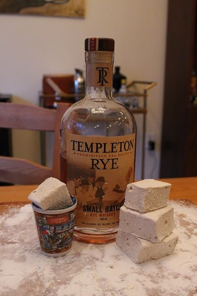 Homemade maple whiskey marshmallows. HahahahaWHAT. YES. Requires a ...
