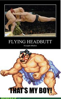 17 Best images about street fighter funny on Pinterest ...