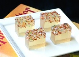 Butterbeer Jelly Shots | Recipe