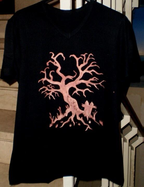 Bleach t shirt diy pinterest for How to bleach designs into shirts