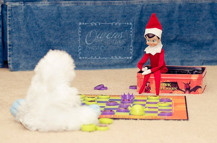 More games for Skippy and the Abominable Snowman...