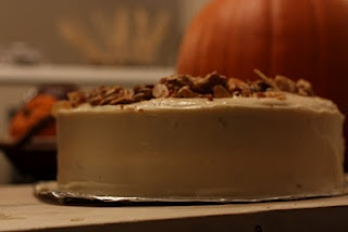 Brown Butter Pumpkin Layer Cake | party for my taste buds {recipes ...