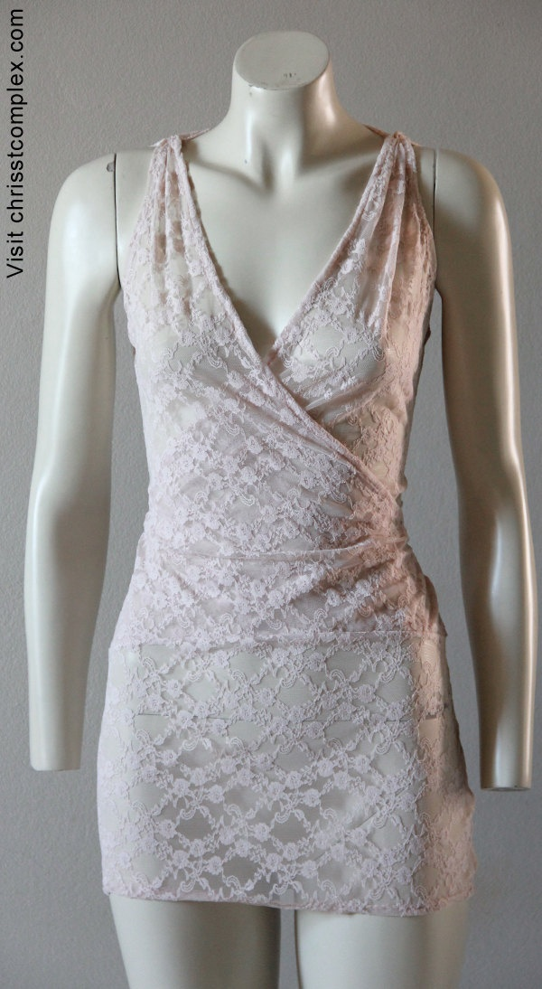 lingerie dress lace bridal wedding honeymoon 4 budget