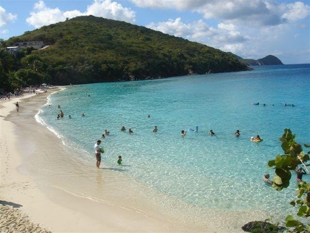 Coki Beach St Thomas Usvi Favorite Places And Spaces Pinterest