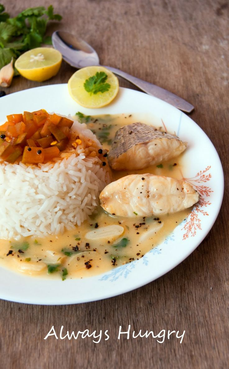 Fish in Garlic Lemon Butter Sauce | Recipes: Seafood - Fish | Pintere ...