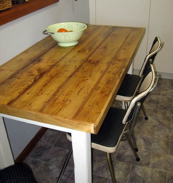 Diy kitchen table crafts and diy pinterest - Building kitchen table ...