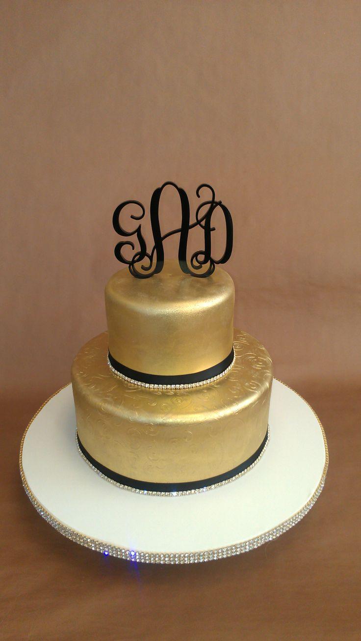 New Year S Resolution Cake : new years eve wedding cake love Pinterest