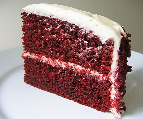 Red Velvet Cake, Weight Watchers' style!  4 points per serving.  Red velvet cake mix, diet Dr. Pepper, cheesecake pudding mix, Cool Whip, skim milk.