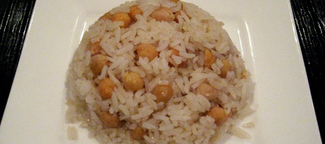 Chickpea Rice Pilaf This chickpea pilaf is a childhood favorite of ...