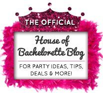Bachelorette Party Supplies & Bachelorette Party Favors | The House of Bachelorette