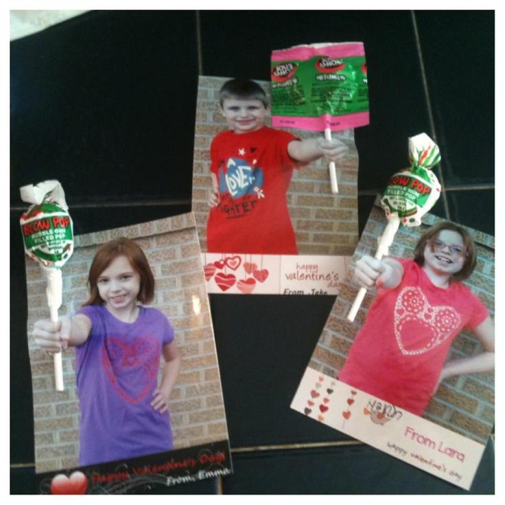 3d lollipop valentines day cards