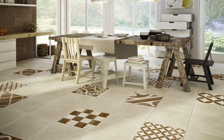 Badkamer Kassies : Ceramic Tile Floor Designs
