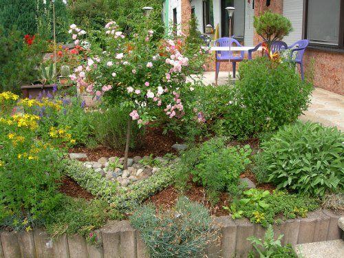 Backyard Herb Garden Design : Herb garden right off the patio Google Image Result for http