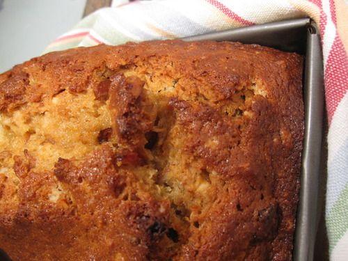 James Beard's Amazing Persimmon Bread | the delish dish