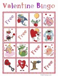 valentine bingo pictures
