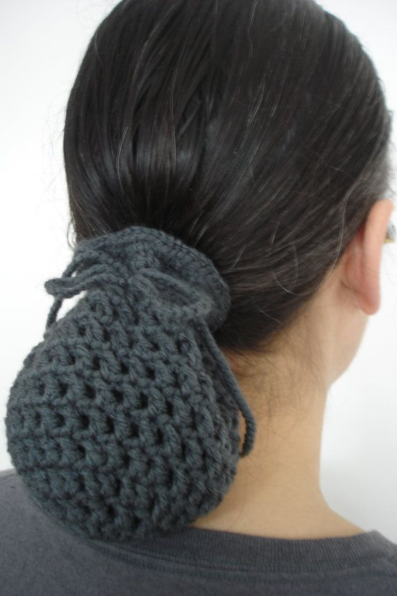 Hair Accessory Ponytail Holder Crocheted in Your Color by XandaRoe, $ ...