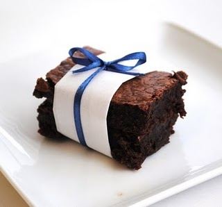 brownies | wedding inspirations | Pinterest