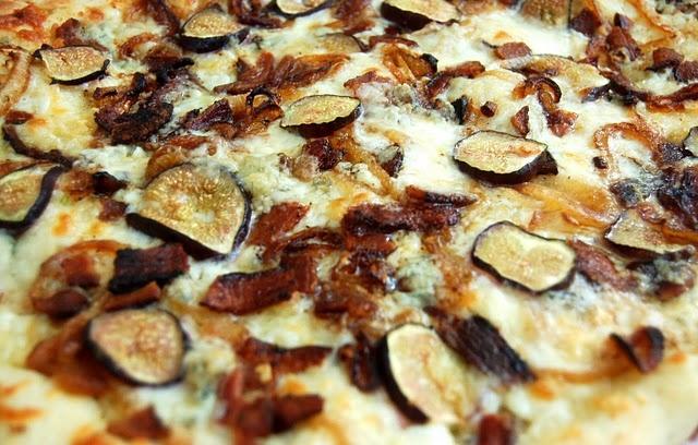 Fresh Fig Pizza | Dinner Time | Pinterest