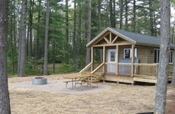 Pin by jenni best myers on places to visit in michigan for Cabins near tahquamenon falls