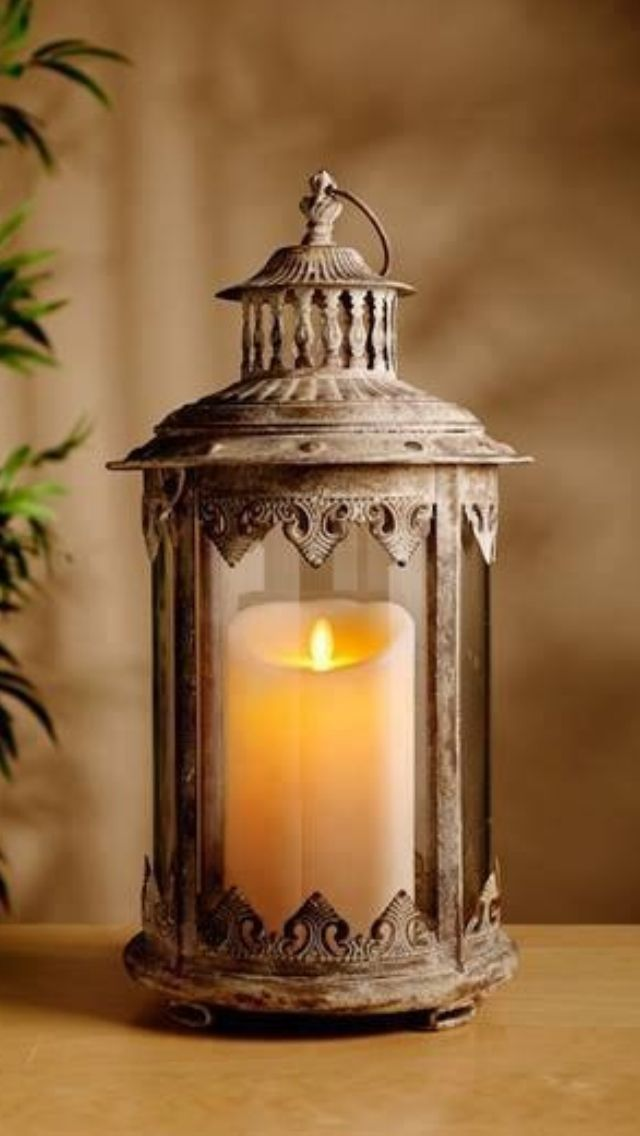 Stunning photos candles lanterns chandeliers pinterest for How to make a beautiful lantern