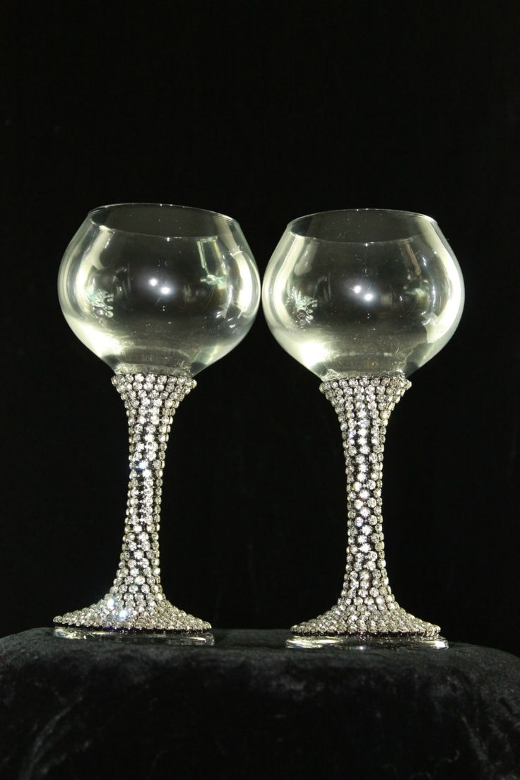 Custom Made Wine Glasses Bride Groom Wine Glass Wedding Glasses Bride ...