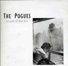 """""""Fairytale of New York""""  The Pogues featuring Kirsty MacColl.  In my very humble opinion, one of the finest songs ever written."""