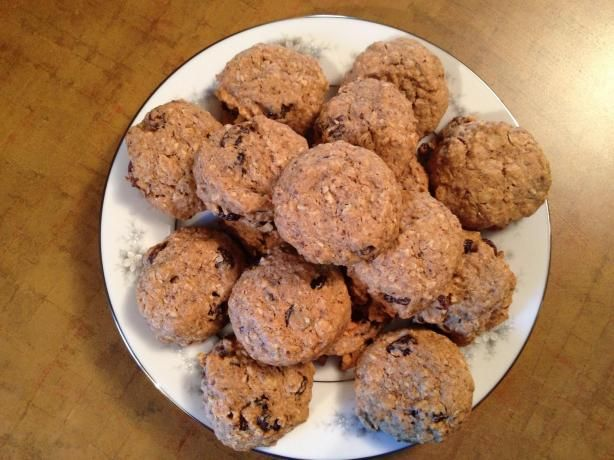 Agave Oatmeal Raisin Flax Cookies. Photo by Cathie63