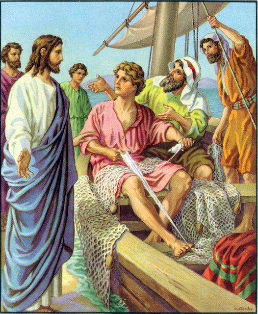 bible lesson for pentecost
