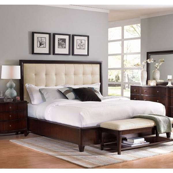 Westwood Leather King 6 Pc Bedroom Set For The Home