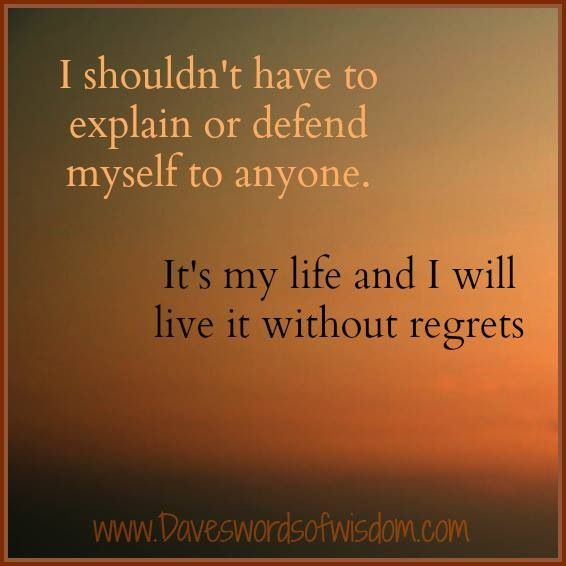 live without regrets essay No regrets quotes from brainyquote, an extensive collection of quotations by famous authors, celebrities, and newsmakers.