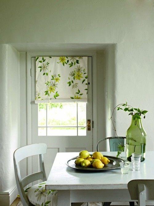 Lemon & lime colour scheme  blues and greens  Pinterest