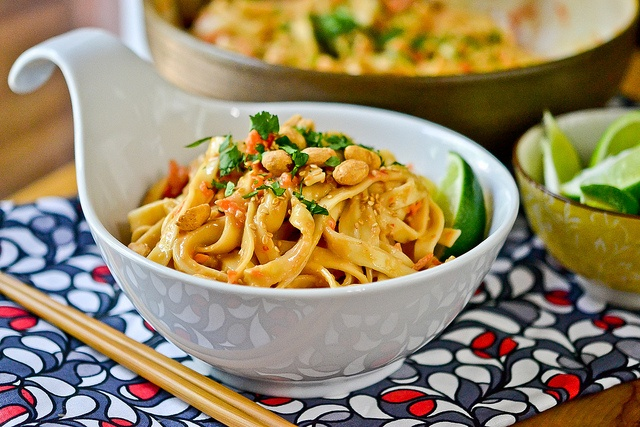 Cold Peanut-Sesame Noodles | Receipes | Pinterest