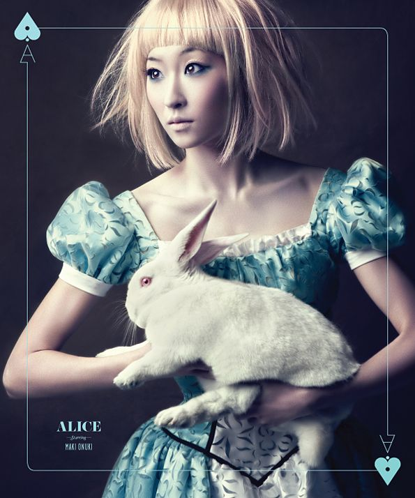 Alice in Wonderland - Alice