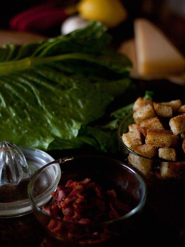 My Favourite Classic Caesar Salad | Recipe