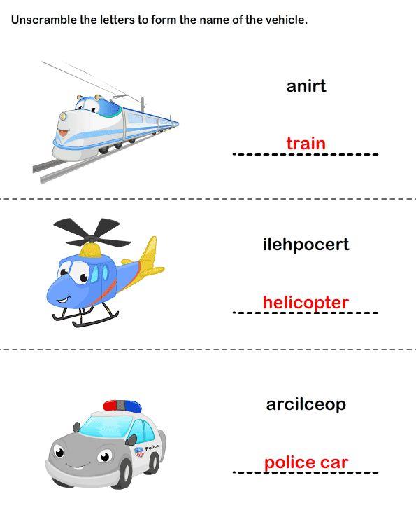 land transport worksheet water transport worksheet air transport