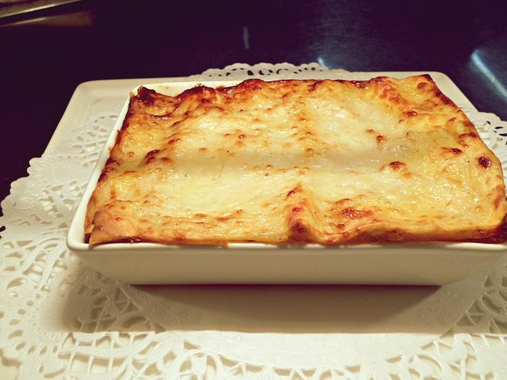 Lasagne alla bolognese | Cucina Italiana - Food & Cuisine of Italy ...