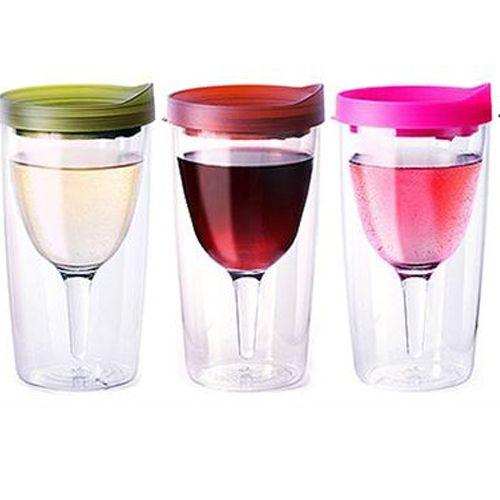 Vino To Go Wine Sippy Cups Wonderfully Random Stuff
