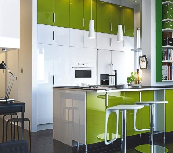 Moderne Keuken Kleuren : 2012 IKEA Kitchen Design Ideas
