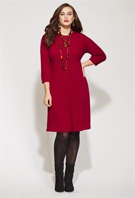 Plus Size Outfits For Christmas Party - Holiday Dresses